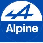 Pieces Alpine A110 German
