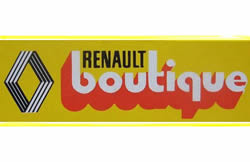 Piéces origine Renault