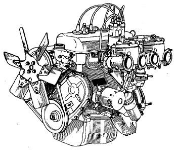 Engine & accessories